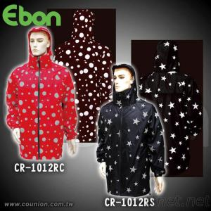 Reflective Raincoat-CR-1012RC