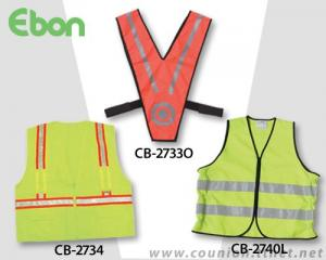 Safety Vest-CB-2733O