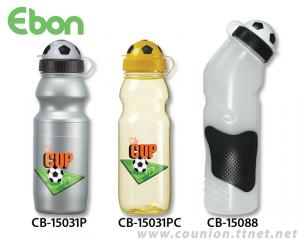 CB-15031P Football-Form Water Bottles