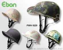 Wide Brimmed Helmet